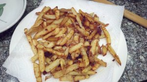 Duck Frites